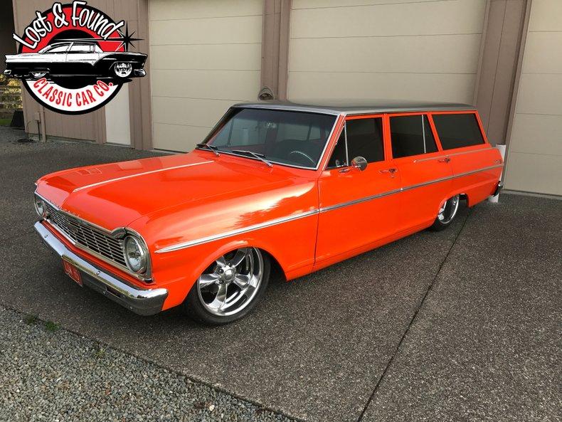 1965 Chevrolet Nova 2 Wagon