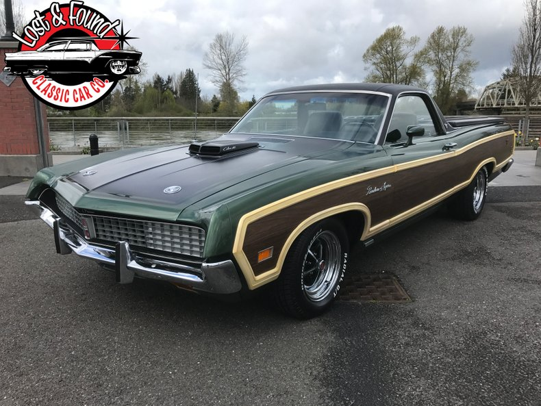 1971 Ford Ranchero Squire