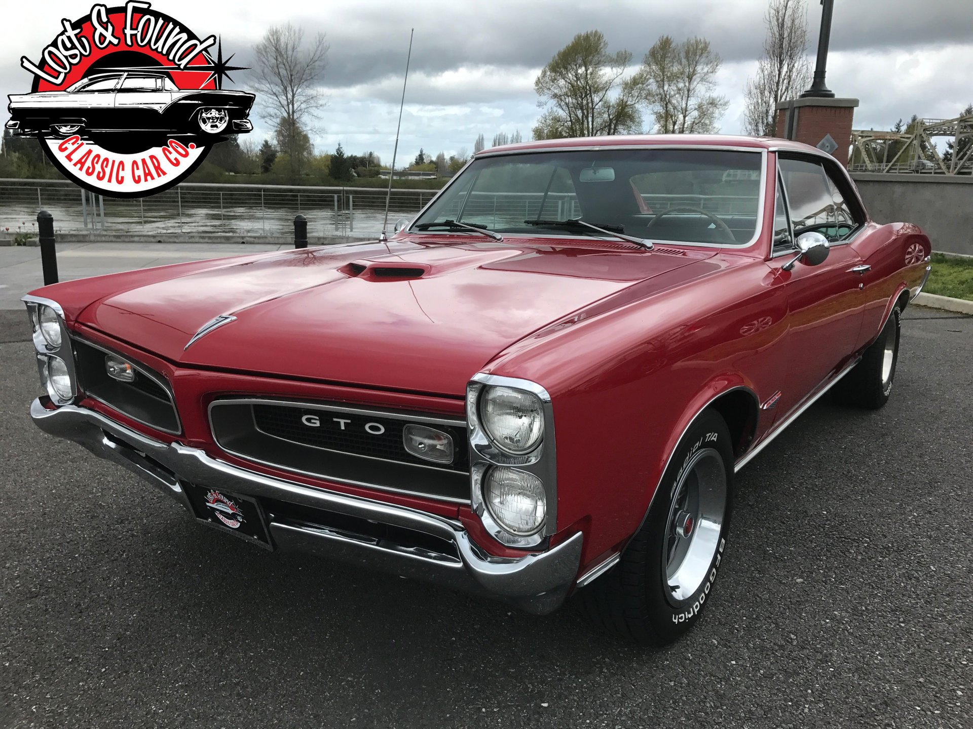 1966 pontiac gto tri power 4 speed