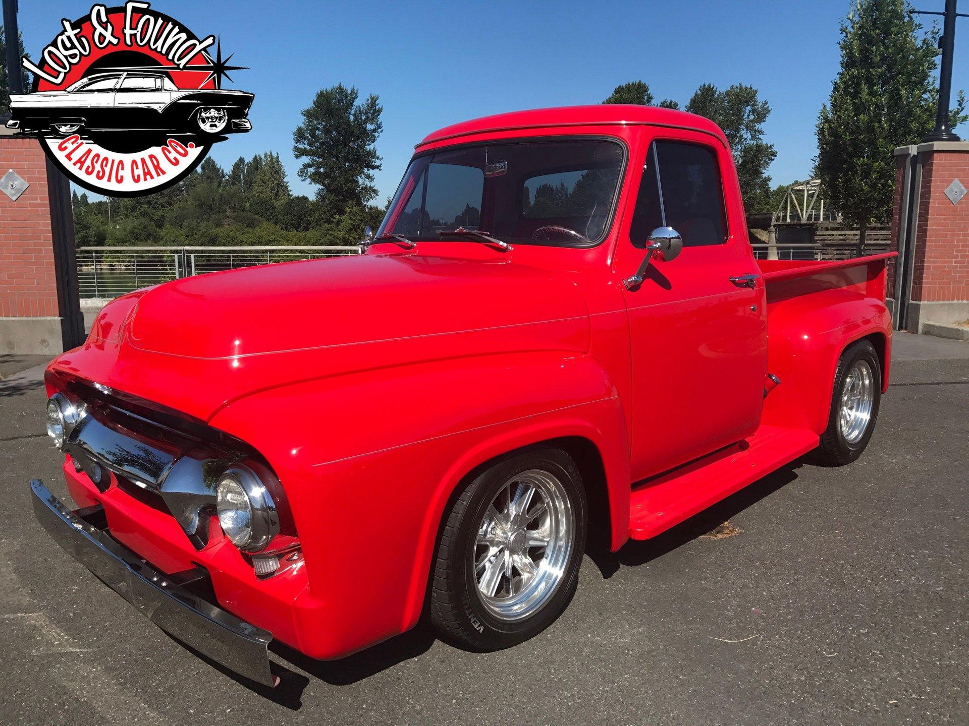 1954 ford f100 pickup truck