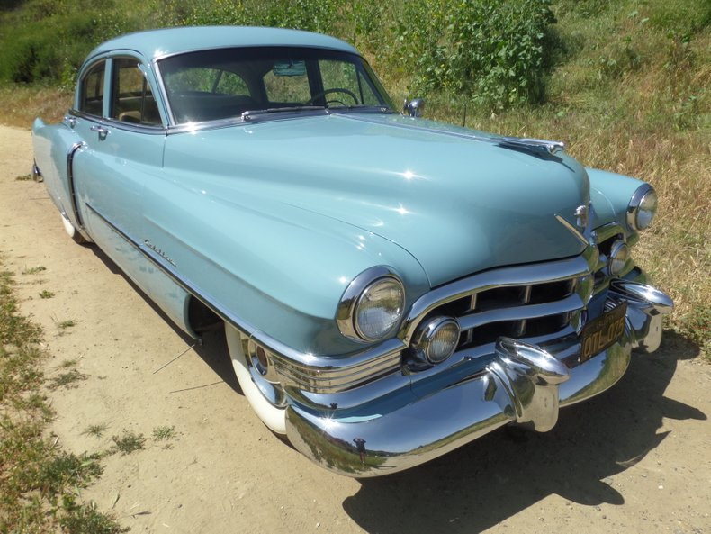 1950 Cadillac Series 61 For Sale