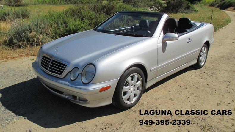 2003 Mercedes-Benz CLK320 For Sale