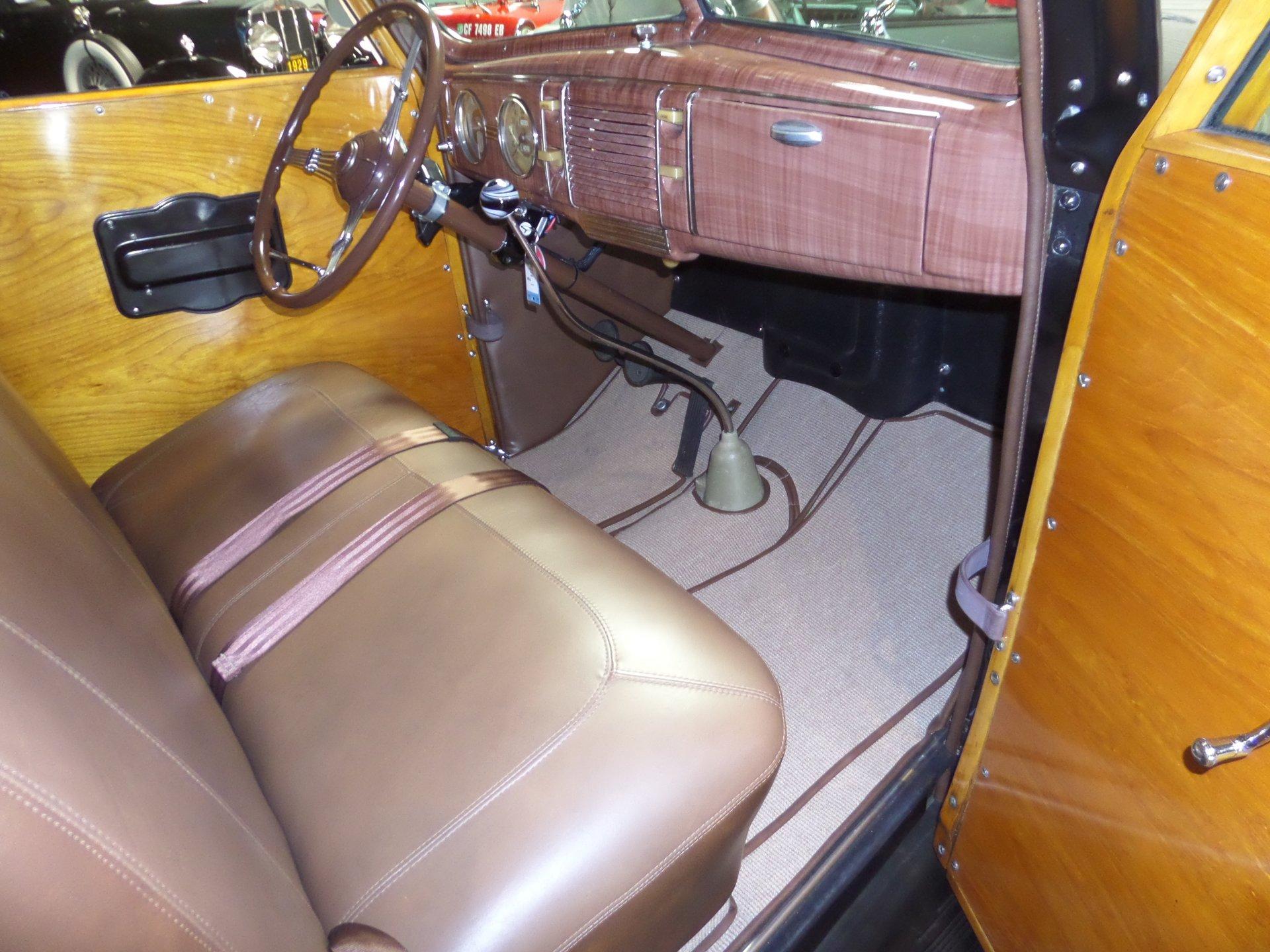 1939 Ford Deluxe Woody Station Wago Laguna Classic Cars 1941 Mercury Wagon
