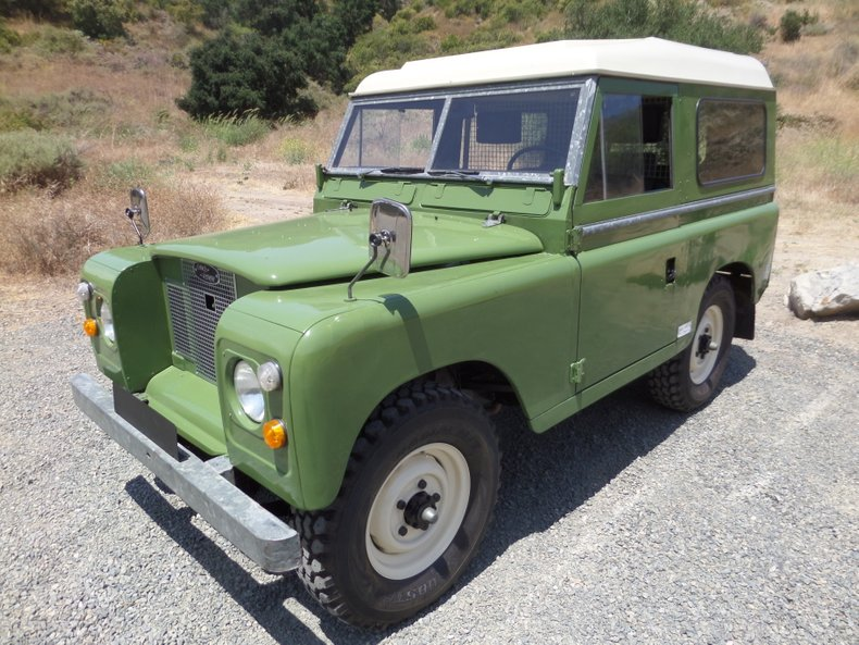 1980 Land Rover Defender For Sale