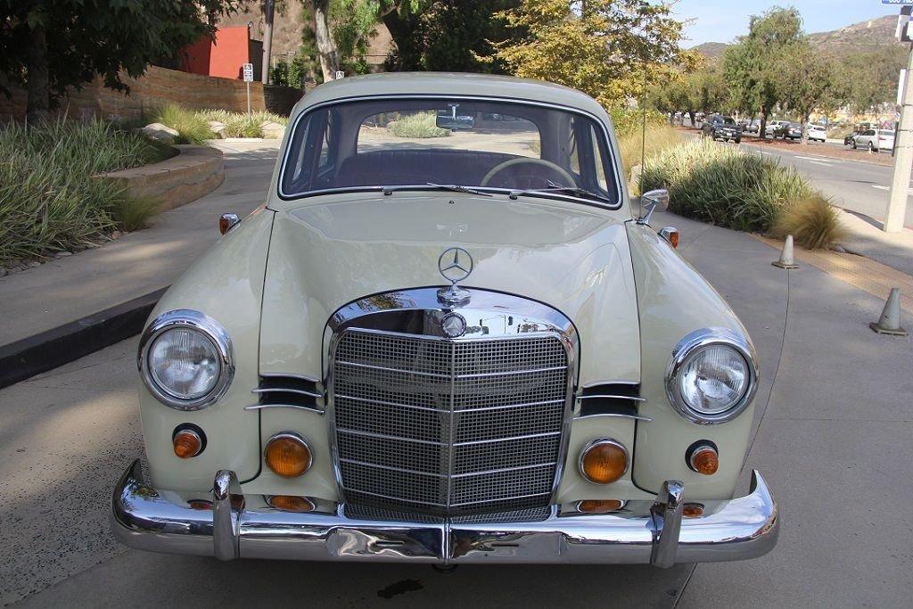 1961 mercedes benz 180b