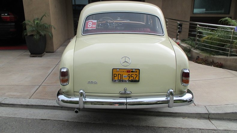1961 Mercedes Benz 180b For Sale