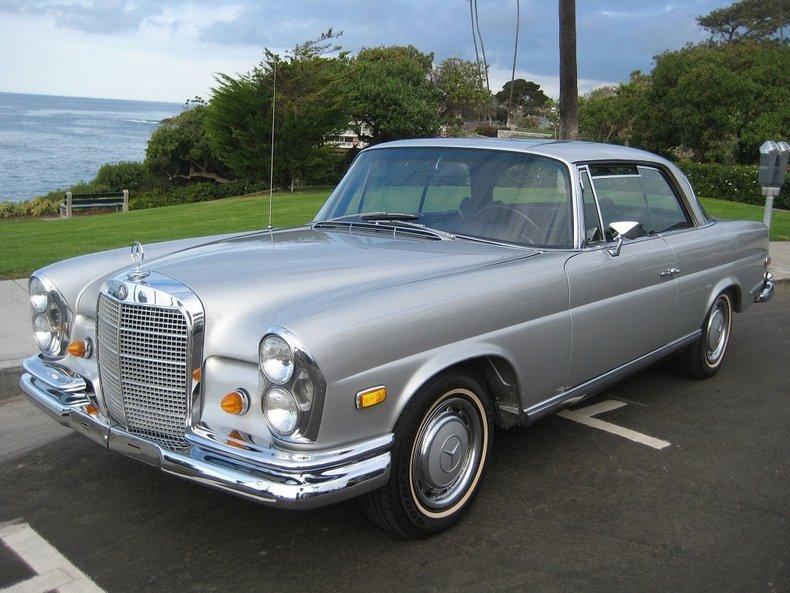 1969 Mercedes-Benz 280SE 5