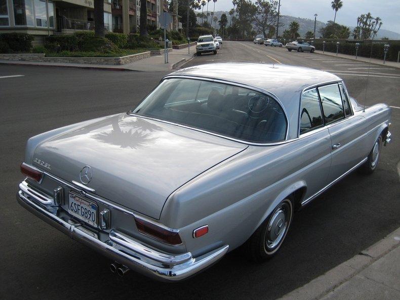 1969 Mercedes-Benz 280SE 6
