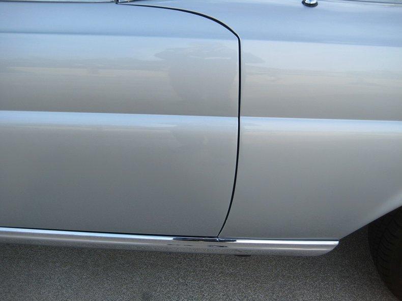1969 Mercedes-Benz 280SE 50