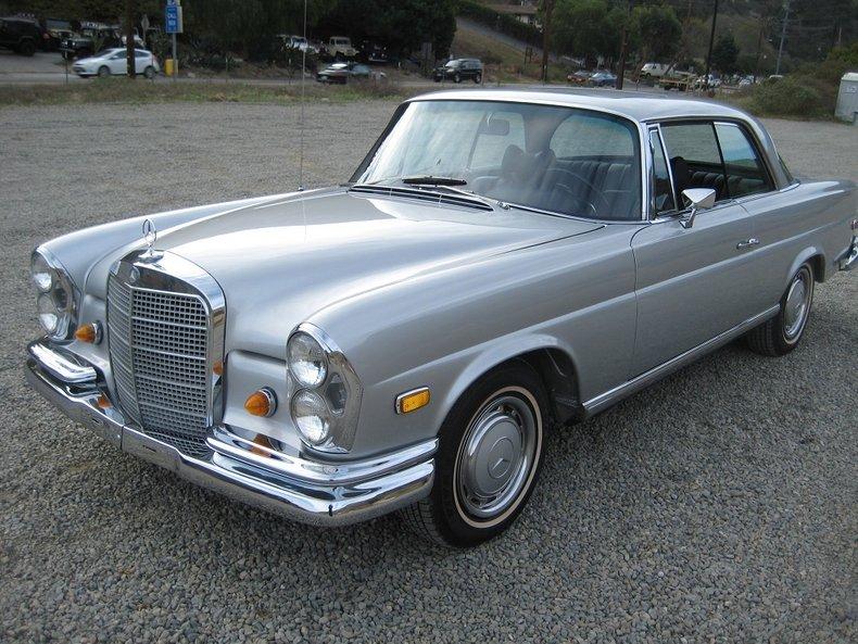 1969 Mercedes-Benz 280SE 67