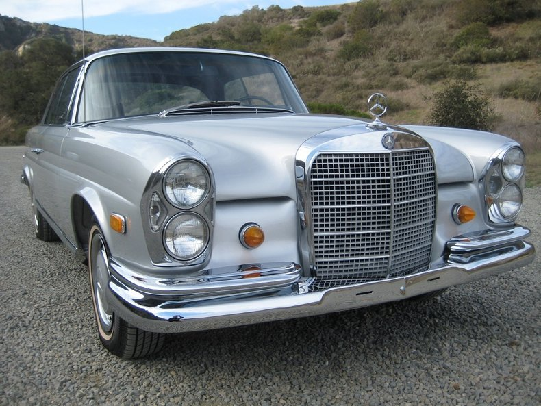 1969 Mercedes-Benz 280SE 68