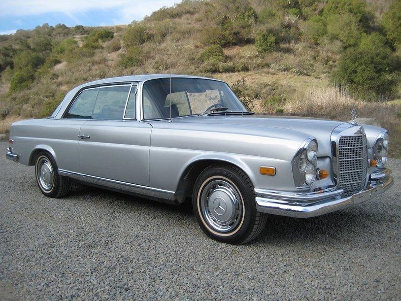 1969 Mercedes-Benz 280SE 70