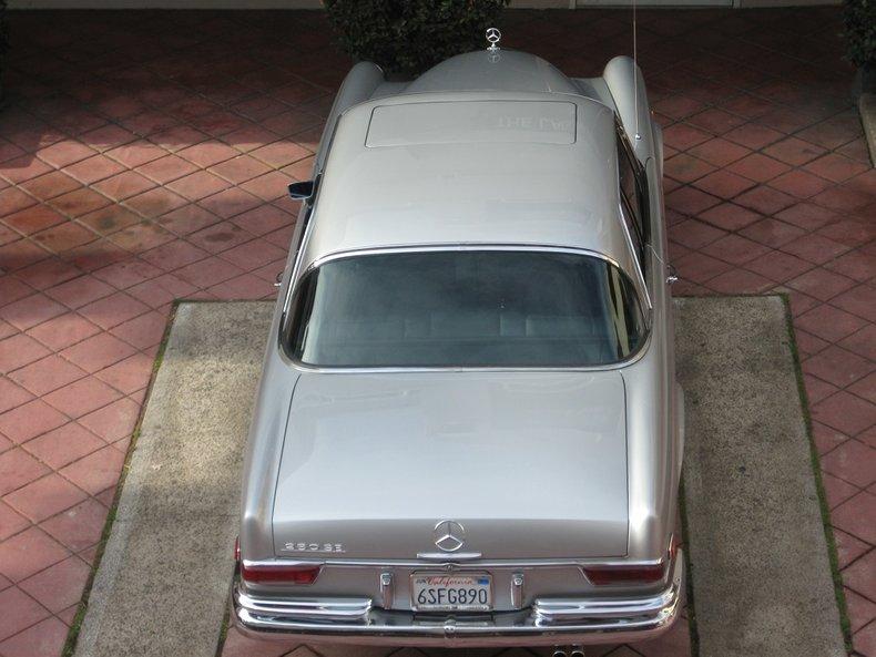 1969 Mercedes-Benz 280SE 78