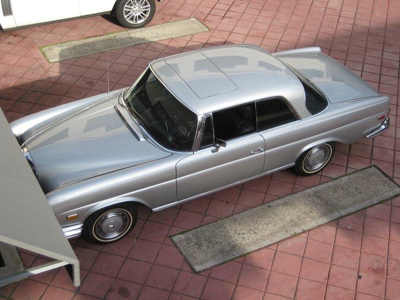 1969 Mercedes-Benz 280SE 80