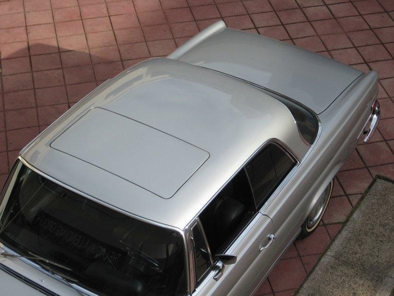 1969 Mercedes-Benz 280SE 83