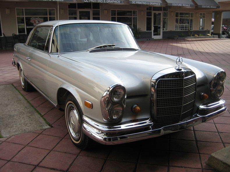 1969 Mercedes-Benz 280SE 84