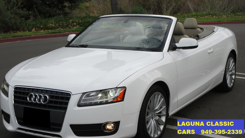 2011 Audi A5 For Sale