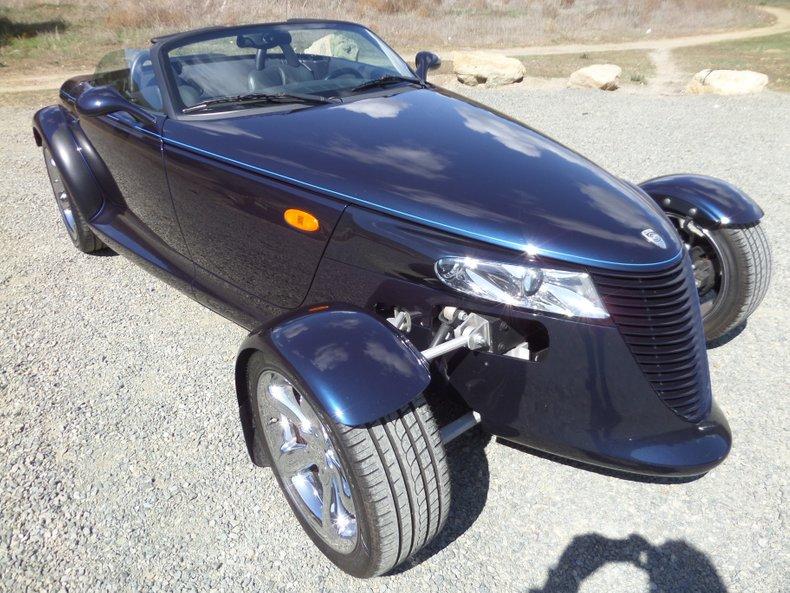 2001 Chrysler Prowler For Sale