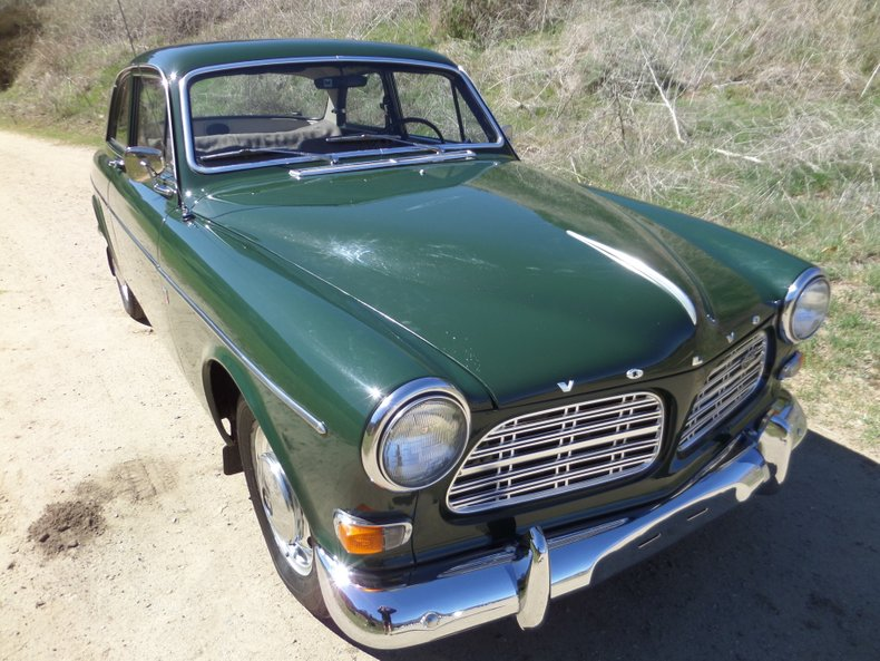 1967 Volvo 122 S For Sale
