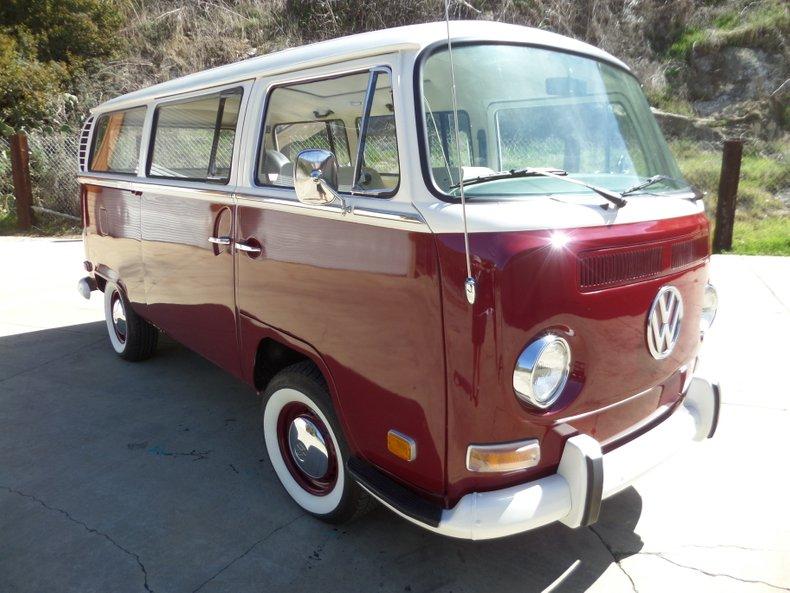 1971 Volkswagen Van