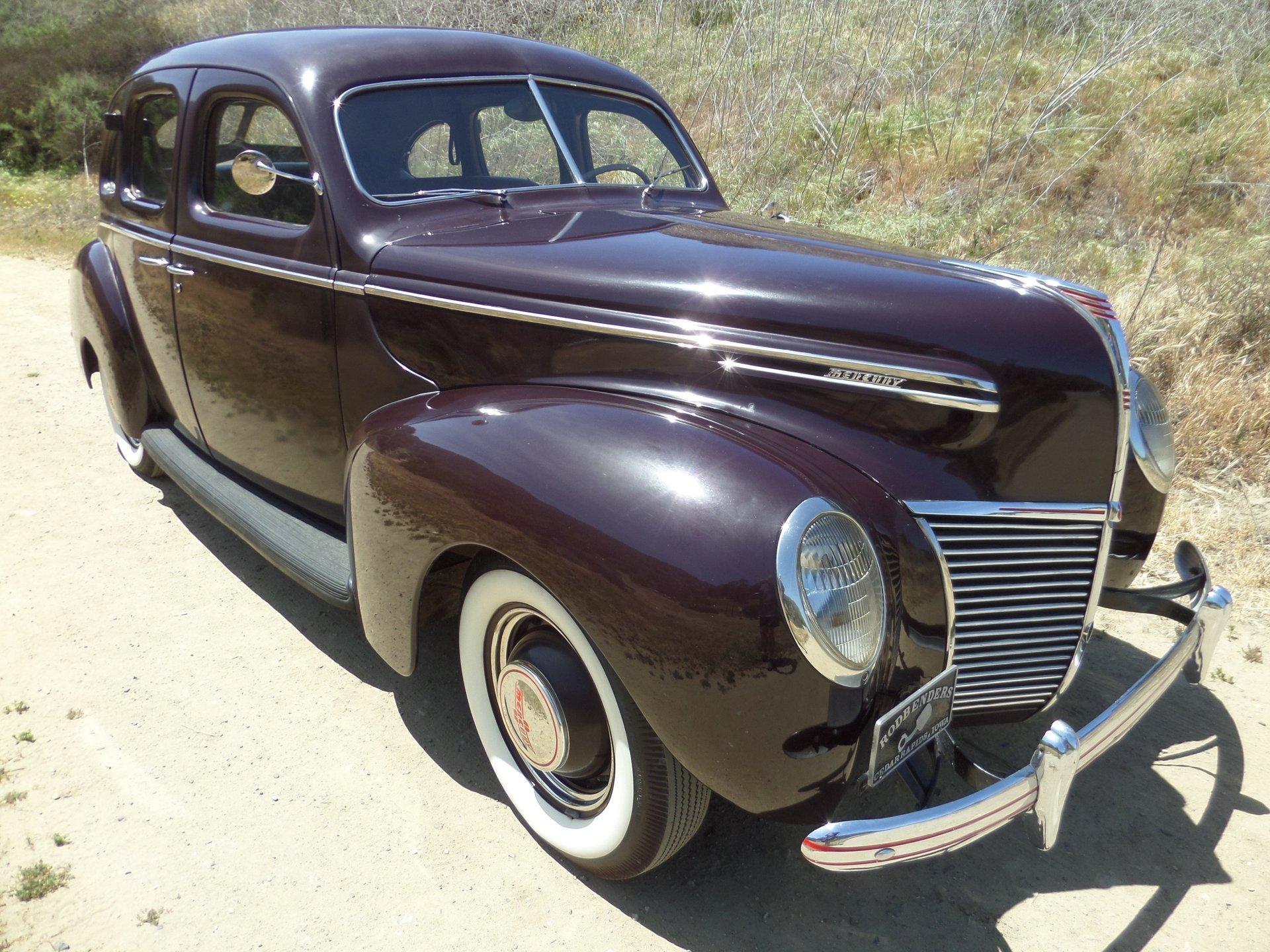 1939 mercury town sedan