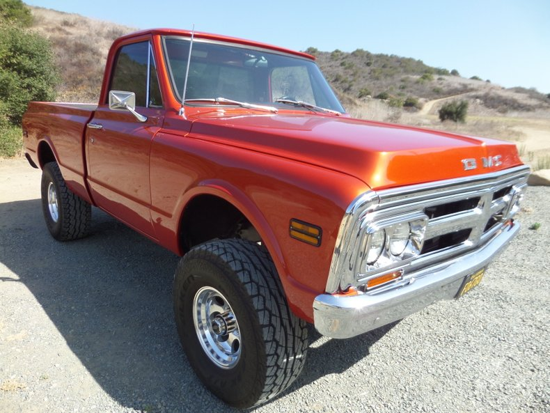 1972 GMC 1/2 Ton Pickup
