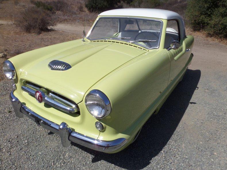 1955 Hudson Metropolitan