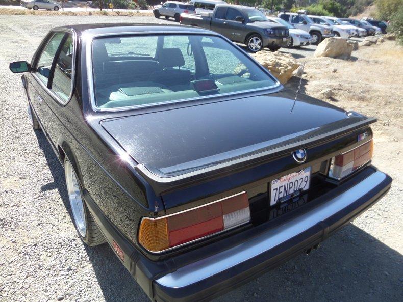 1987 BMW M6 3