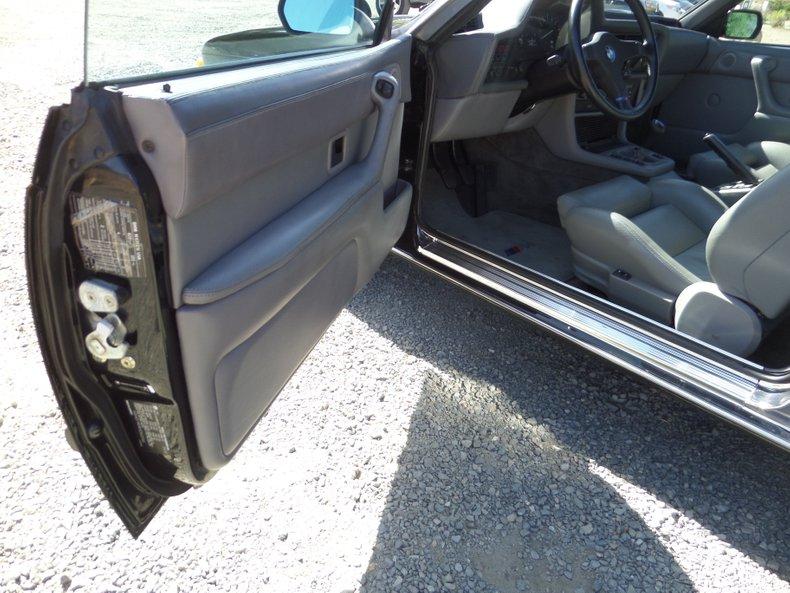 1987 BMW M6 8