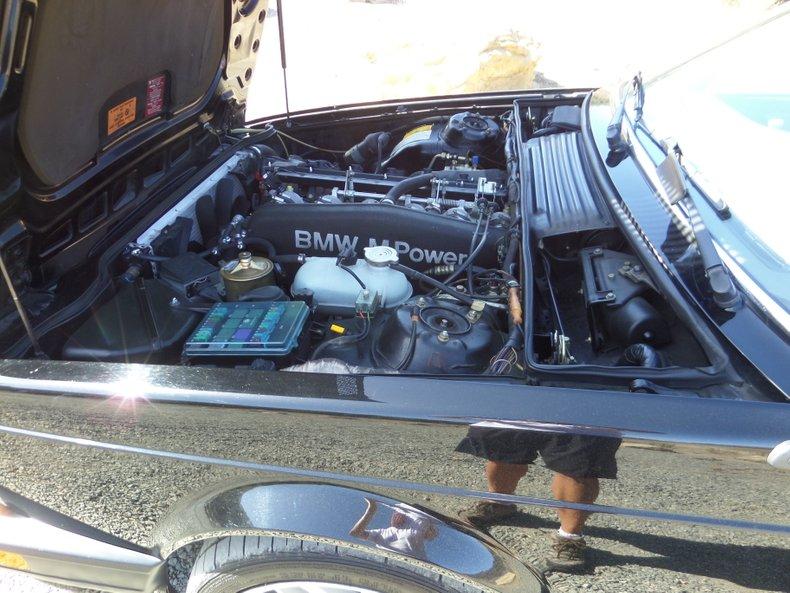 1987 BMW M6 21