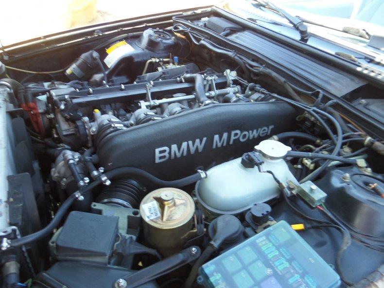 1987 BMW M6 23