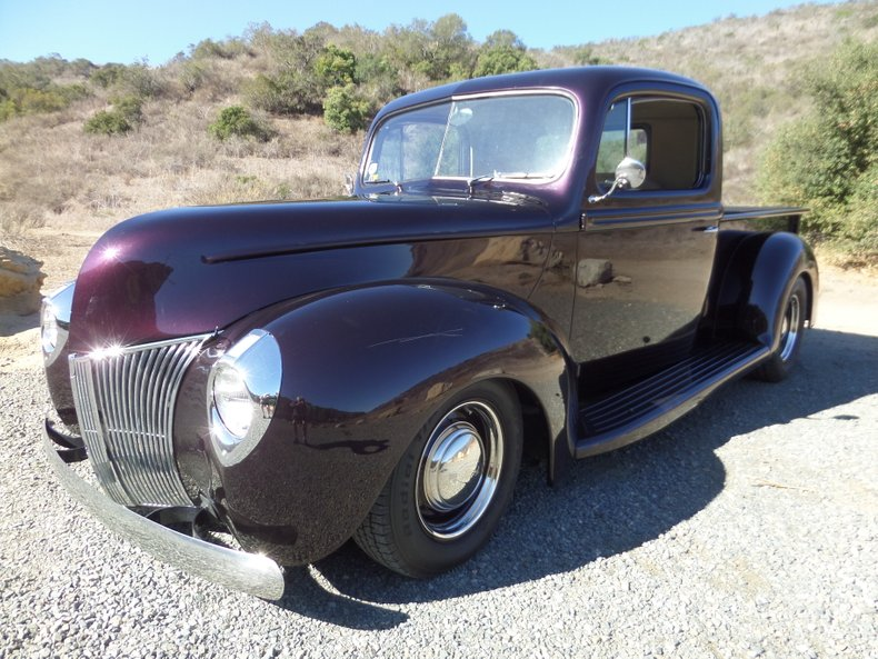 1940 Ford F1 For Sale