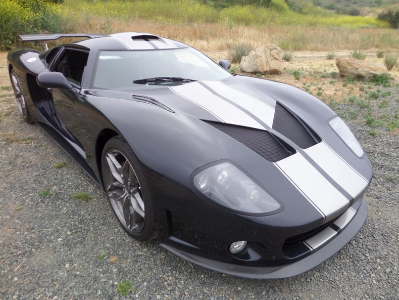 2011 Factory Five GTM
