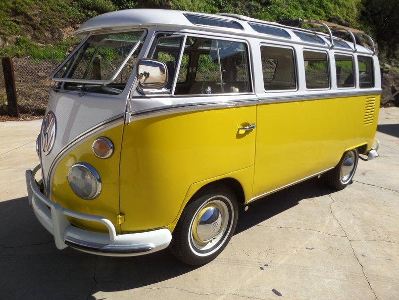 1966 Volkswagen Type 2 1