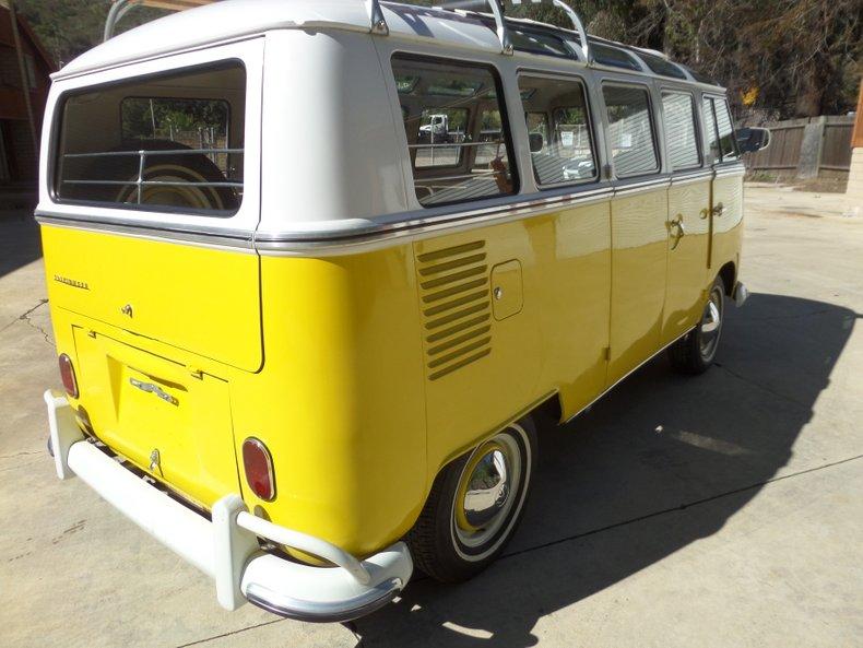 1966 Volkswagen Type 2 5
