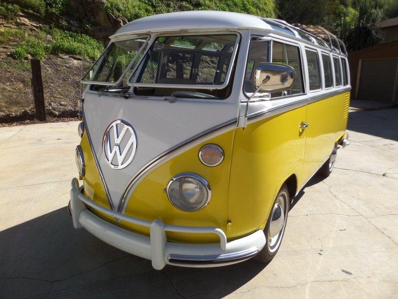 1966 Volkswagen Type 2 2