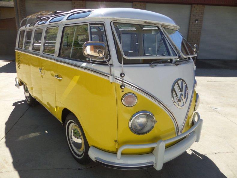 1966 Volkswagen Type 2 3