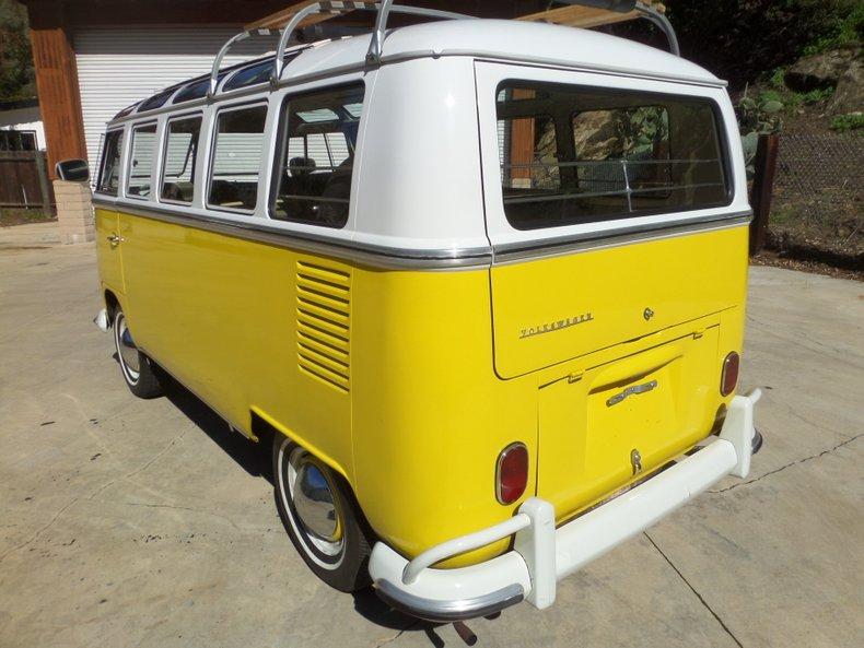1966 Volkswagen Type 2 6