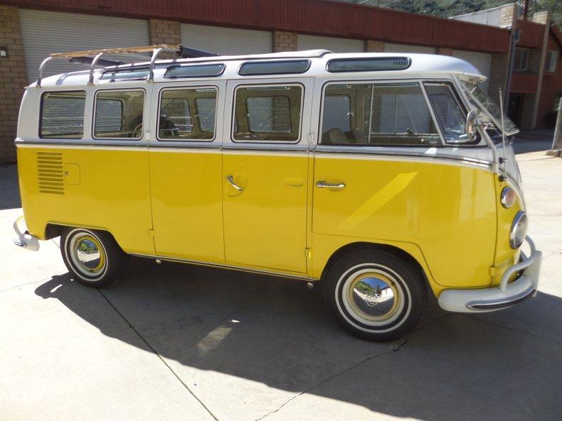 1966 Volkswagen Type 2 4