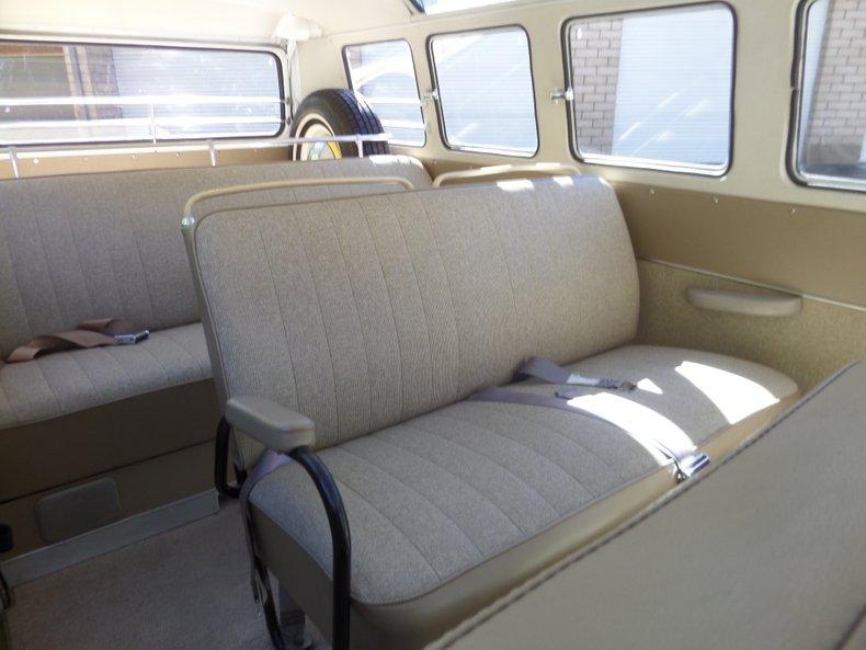 1966 Volkswagen Type 2 21