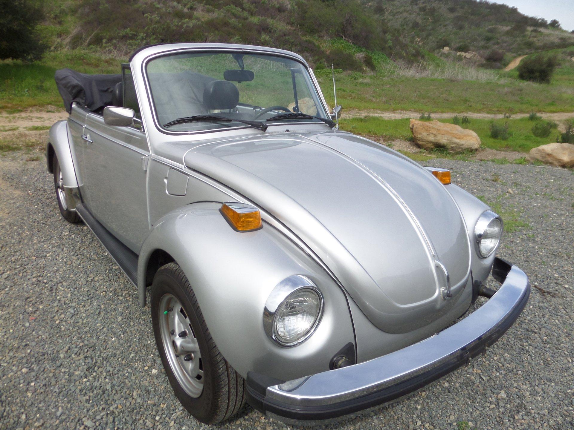 1979 volkswagen type 1 beetle