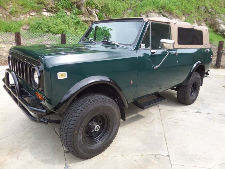 1979 International Scout For Sale