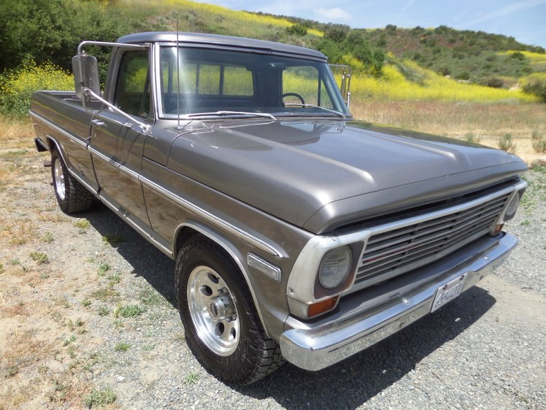 1969 Ford F250 For Sale