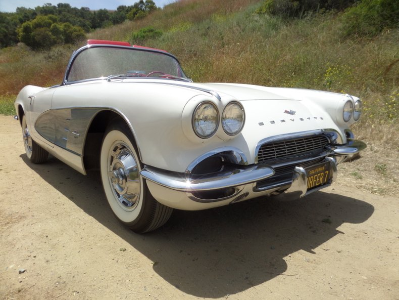 1961 Chevrolet Corvette For Sale