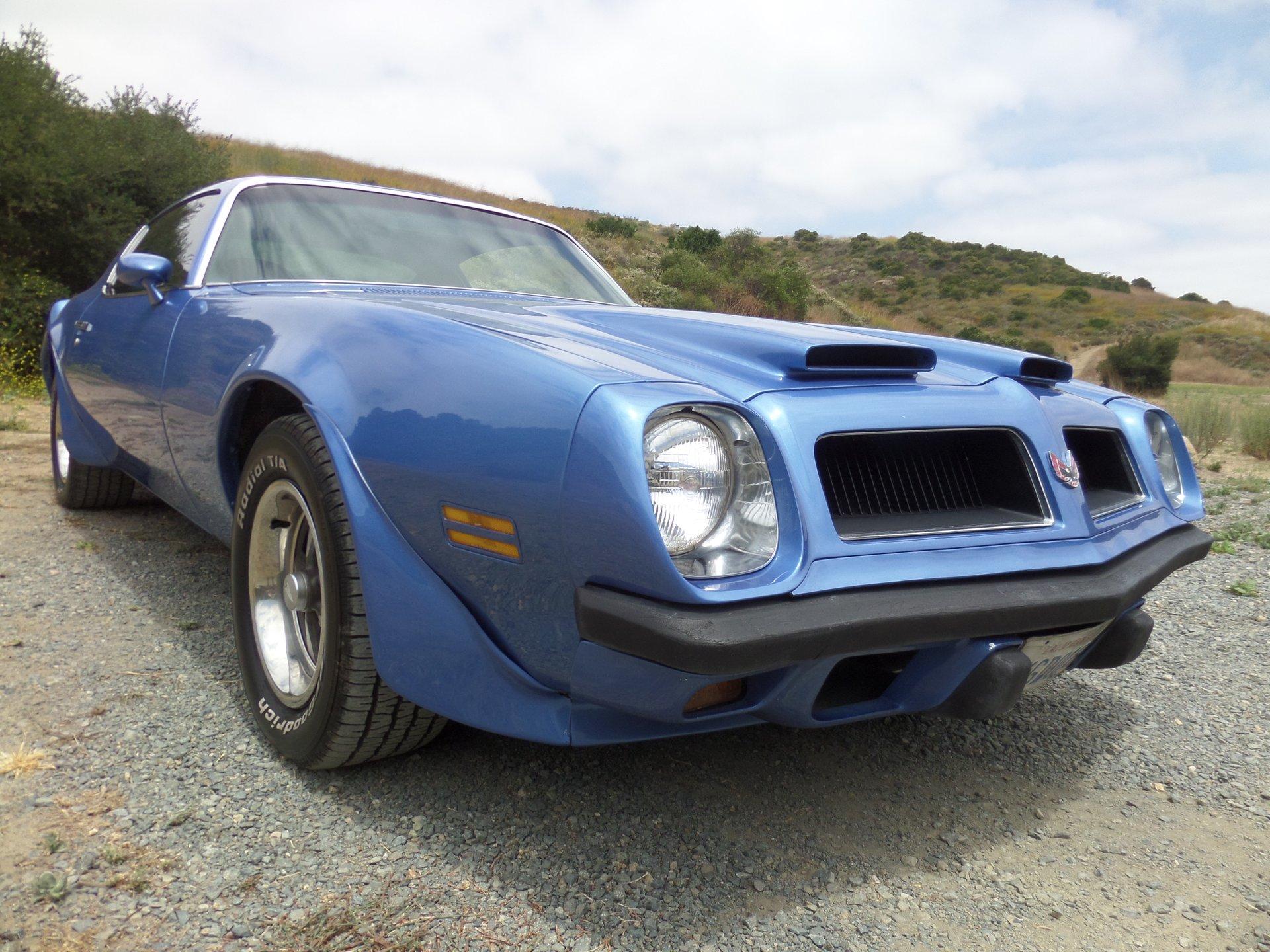 1974 pontiac formula