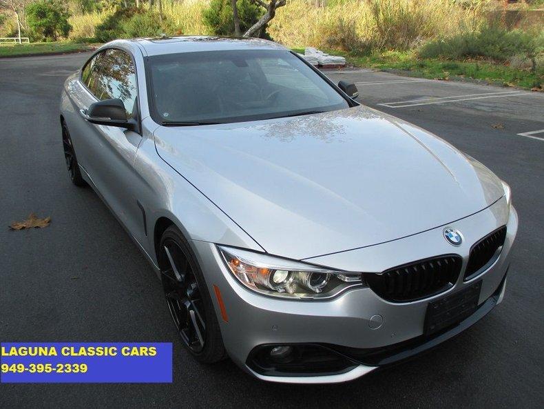 2014 BMW 428i coupe 6