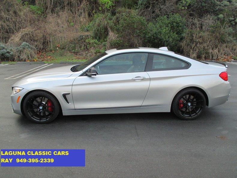 2014 BMW 428i coupe 1