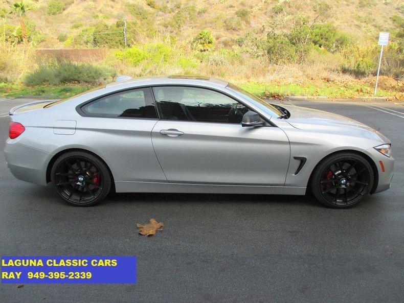 2014 BMW 428i coupe 7