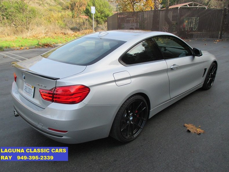 2014 BMW 428i coupe 8