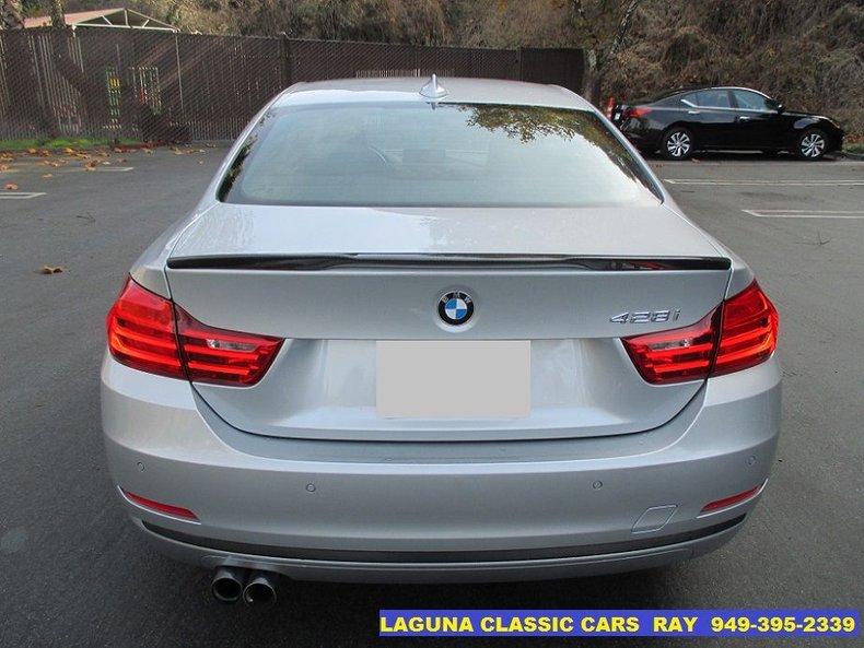 2014 BMW 428i coupe 10
